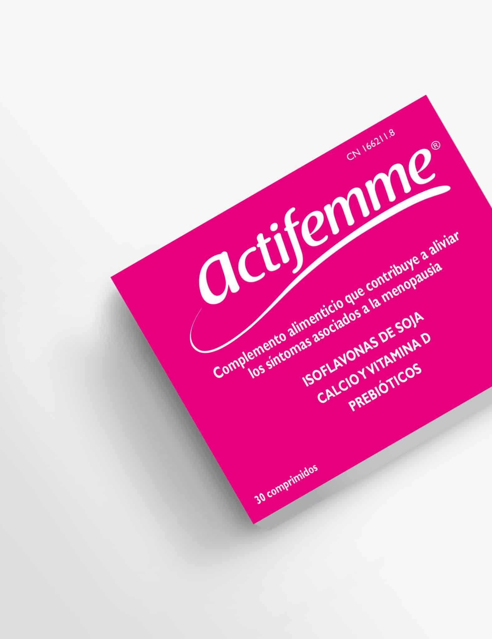 ACTIFEMME-menopausia-tratamiento